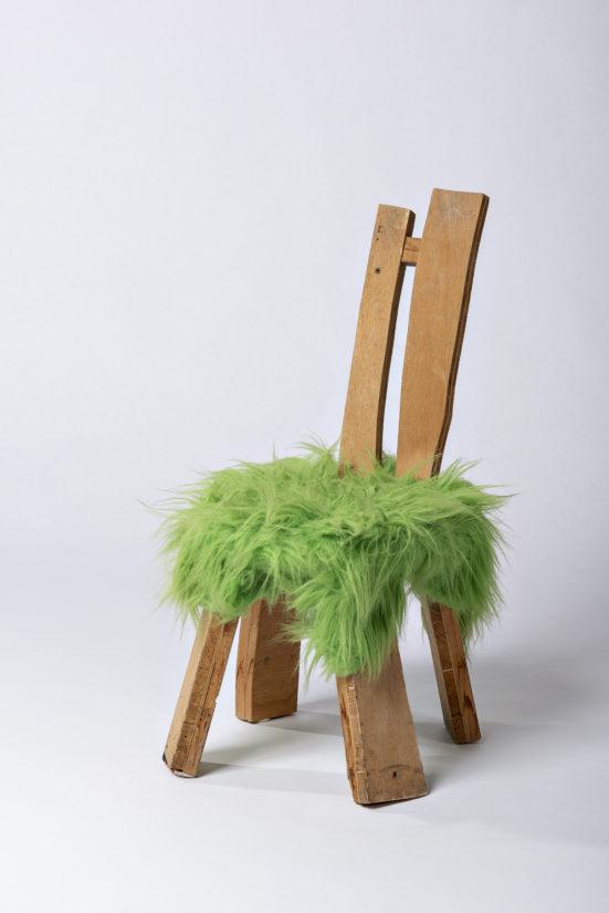Stuhl Nr. 1