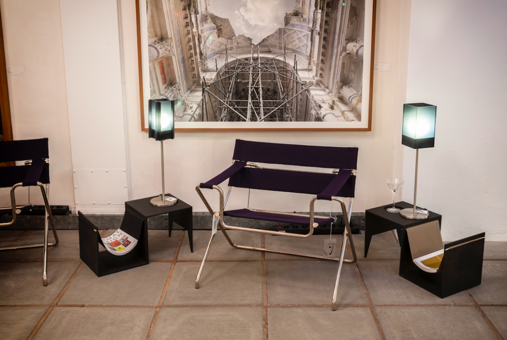 Licht im Raum - Paula Ellert